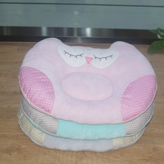 China Owl Shape Memory Foam Baby Changing Mat Pillow Soft Baby Seat Cushion supplier