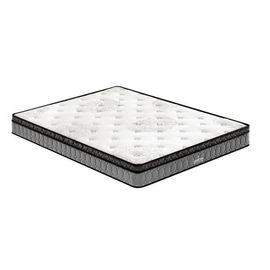 8 Inch HD Memory Foam Bed Mattress Quilted Knitting Fabric OEM Service