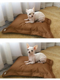 Pillow Shape Shredded Memory Foam Dog Bed with Waterproof Removable Washable Cover